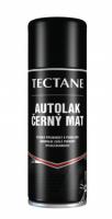 TECTANE - Autolak čierny mat