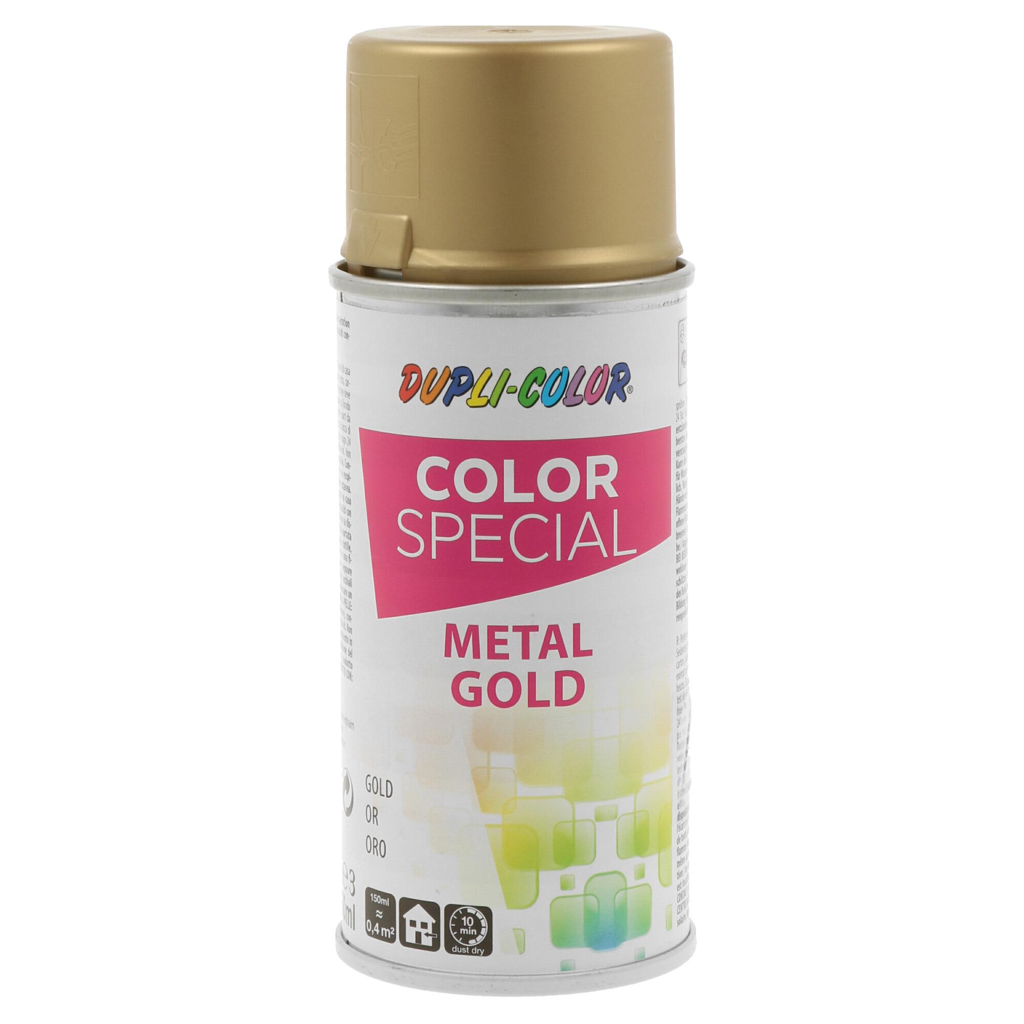 CS BRONZ EFEKT - Dekoračný syntetický sprej 400 ml 585067 - strieborný