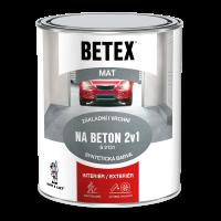 BETEX 2V1 NA BETON S 2131 - farba na betón