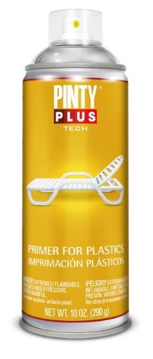 Pinty Plus Tech - základ na plasty v spreji 400 ml