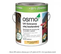 OSMO UV Ochranný olej 420 - prírodny olej s biocidom