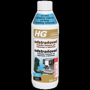 HG Odstraňovač vodného kameňa na espresso a kávovary(na báze kyseliny mliečnej)