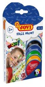 JOVI - Sada farieb na tvár v kelímkoch