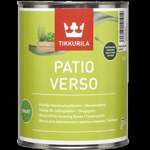 PATIO VERSO - Napúšťací olej na drevené povrchy