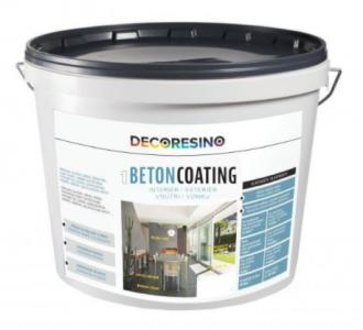 BETON COATING - Betónová stierka do interiéru i exteriéru