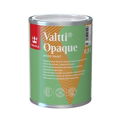 Valtti Opaque - vonkajšia farba na drevo (zákazkové miešanie) 9 l q818 - tiira