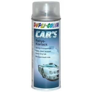 CARS bezfarebný lak v spreji