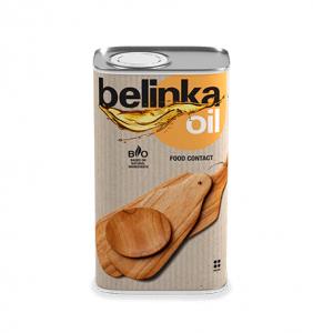 BELINKA Olej na drevo - pre styk s potravinami
