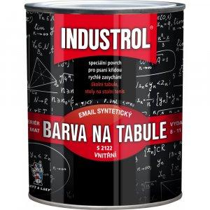 INDUSTROL FARBA NA TABULE S2122 - synteticá farba na tabule