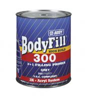 Plnič BodyFill 300 3+1 základný šedý