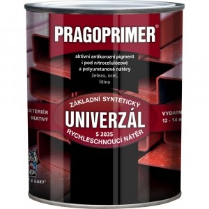 PRAGOPRIMER Univerzál S 2035 - základná farba na kov