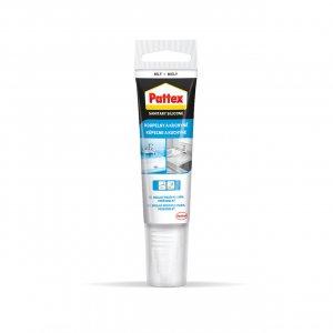 PATTEX- KÚPEĽŇA/KUCHYŇA - Vodeodolný sanitárny tmel