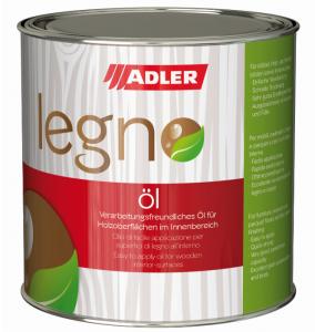 Adler Legno-Öl - rýchloschnúci olej na drevené obklady, podlahy aj detské hračky v interiéri