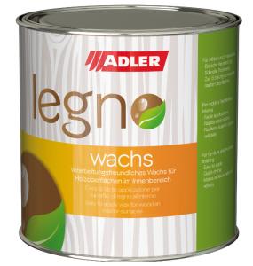 Adler Legno-Wachs - vodeodolný rýchloschnúci vosk na drevený nábytok a obklady v interiéri