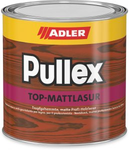 ADLER PULLEX TOP-MATT LASUR - Nestekavá tenkovrstvá lazúra