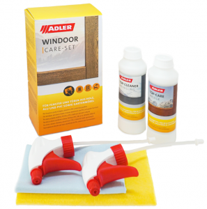 ADLER Windoor Care-Set  - ošetrovacia sada na okná a dvere