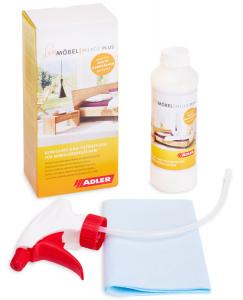 Adler CLEAN Möbelpflege-Plus - sada na ošetrovanie dreveného nábytku