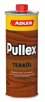 Adler Pullex Teaköl - prírodný biocídny olej na záhradný nábytok