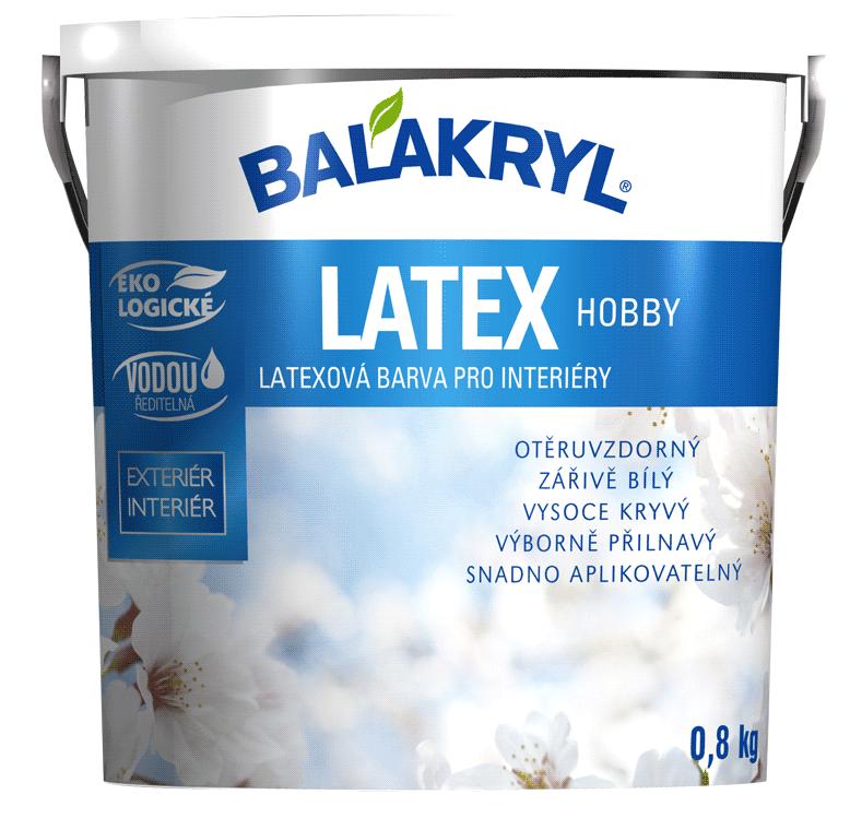 Balakryl Latex Hobby - latexová farba