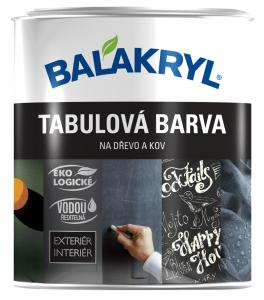 Balakryl -  tabuľová farba