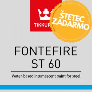 FONTEFIRE ST 60 - protipožiarny náter na oceľ