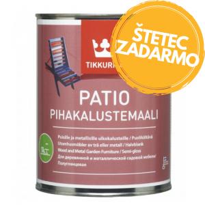 PATIO GARDEN - Farba na záhradný nábytok