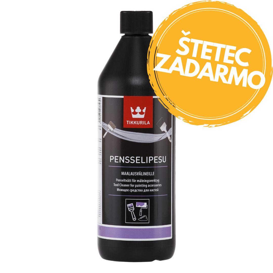 Pensselipesu Cleaning - ekologický čistič náradia 1 l