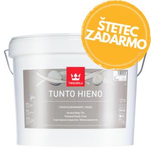 Tunto Hieno - vodouriediteľná jemnozrnná omietka