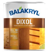 Dixol - farebná vodouriediteľná lazúra na drevo