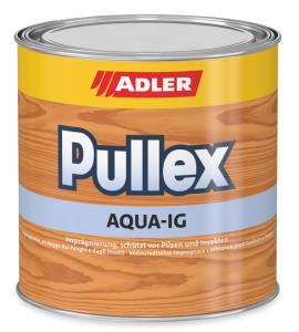 Adler Pullex Aqua-IG - vodouriediteľná ochranná impregnácia na drevo