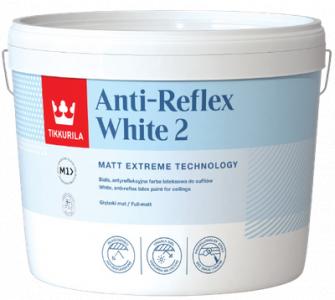 ANTI-REFLEX WHITE  - antireflexná farba na premietanie matná