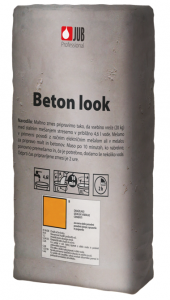 DECOR Beton look - dekoratívna vyrovnávacia hmota so vzhľadom surového betónu