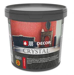 DECOR CRYSTAL - Dekoratívna farba so svetlielkujúcim efektom