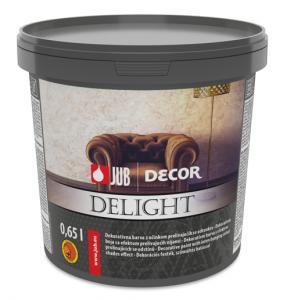 DECOR DELIGHT - Dekoratívna farba s prelievajúcim efektom