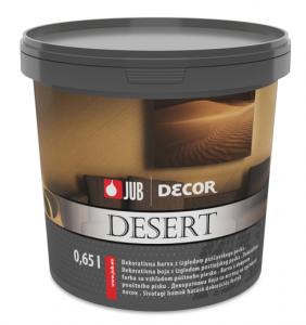 DECOR Desert - dekoratívna farba so vzhľadom púštneho piesku