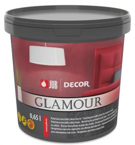 DECOR GLAMOUR - Kovový efekt farby na steny