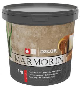 DECOR MARMORIN - dekoračný tmel na steny