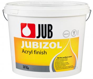 JUBIZOL Acryl finish T - akrylátová dekoratívna škrabaná omietka