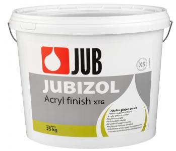 JUBIZOL Acryl finish XS - akrylátová dekoratívna hladená omietka