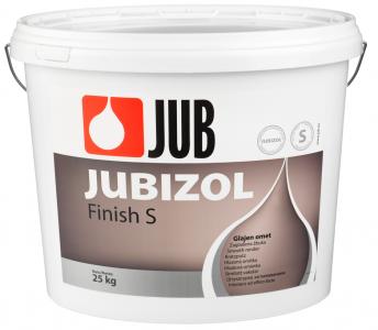 JUBIZOL Finish S - siloxanová dekoratívna hladená omietka