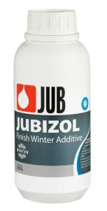 JUBIZOL finish winter additive - zimná prísada pre urýchlenie tvrdnutia omietok