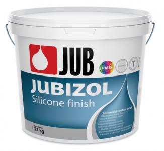 JUBIZOL Silicone finish T - silikónová škrabaná dekoratívna omietka