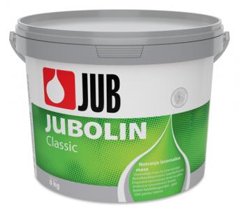JUBOLIN CLASSIC - vnútorný disperzný tmel na steny a stropy