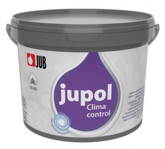 JUPOL Clima Control - silikátová vnútorná farba zachytávajúca formaldehyd