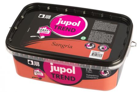 JUPOL TREND - Umývateľná tónovaná maliarska farba