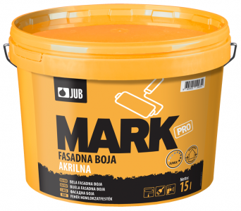 MARK PRO - akrylátová fasádna farba