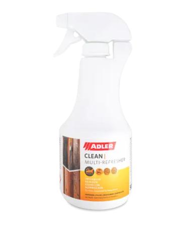 ADLER CLEAN-MULTI-REFRESHER - Účinný čistič na drevo odstraňovač 1 l