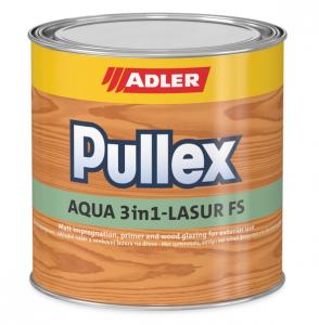 ADLER PULLEX AQUA 3v1 - Univerzálna tenkovrstvá lazúra