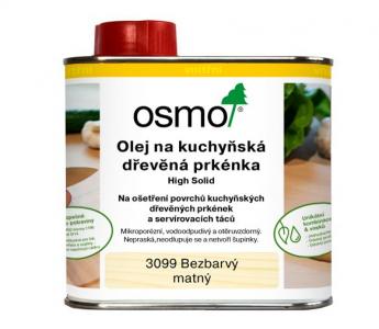 OSMO - Olej na kuchynské krájacie dosky