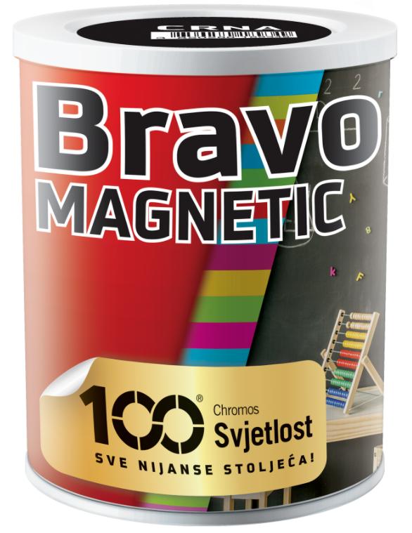 Bravo Magnetic - magnetická farba